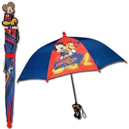 Disney Paraguas de Walt Mickey Mouse con mango de Mickey Icon ...