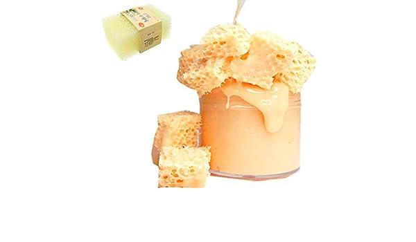 2 esponjas de panal de abeja, para rellenar limo 11.7 7.5 3 cm, herramienta de arcilla de cerámica: Amazon.es: Hogar