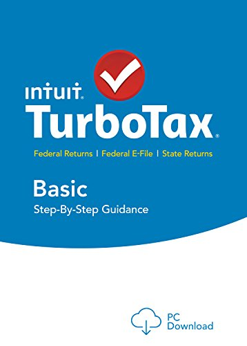 TurboTax Basic Federal Preparation Software