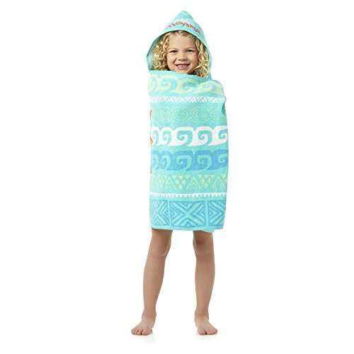Disney Moana Hooded Towel by Jay Franco