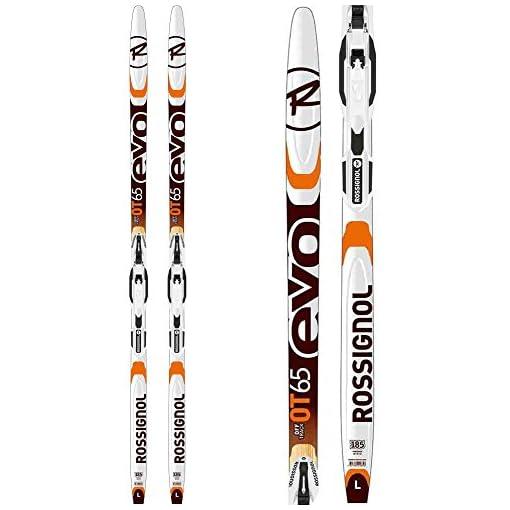 Rossignol OT 65 IFP Skis w/ Control Step-in Bindings