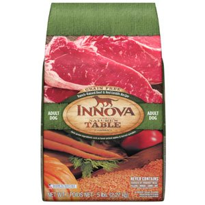 Innova Nature's Table Grain Free Beef & Red Lentils - 25lb
