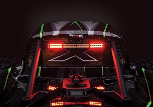 Traxxas Kit Complet d'éclairage à LED avec amplificateur de Puissance X-Maxx TRX7885