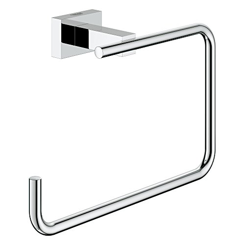 Essentials Cube 8 In. Towel Ring by GROHE (Image #2)