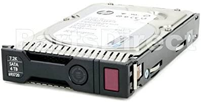 Certified Refurbished 658083-001 HP G8 G9 500-GB 6G 7.2K 3.5 SATA SC