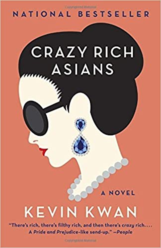 Image result for Crazy Rich Asians, Kevin Kwan