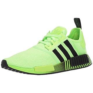adidas Originals mens Nmd_r1 Sneaker, Signal Green/Black/Signal Green, 5.5 US