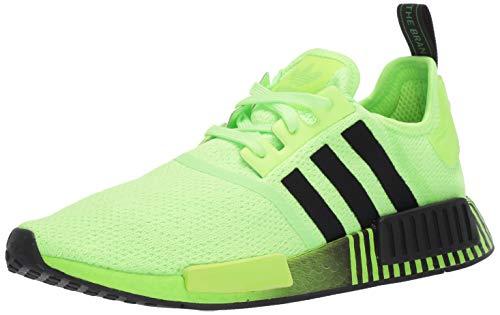 adidas Originals mens Nmd_r1 Sneaker, Signal Green/Black/Signal Green, 4.5 US