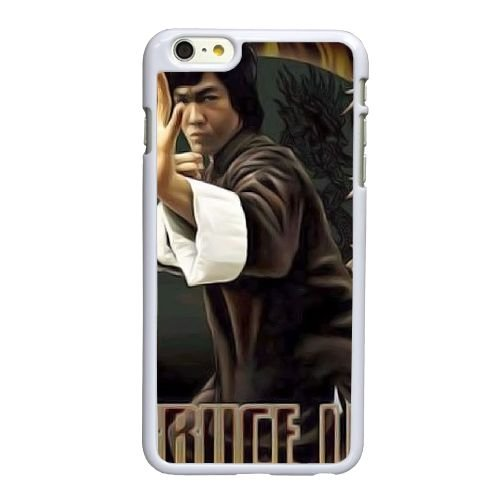 Bruce Lee Quotes Absorb What Is Useful S9C55Q6PL coque iPhone 6 6S Plus 5.5 Inch case coque white 35KN44