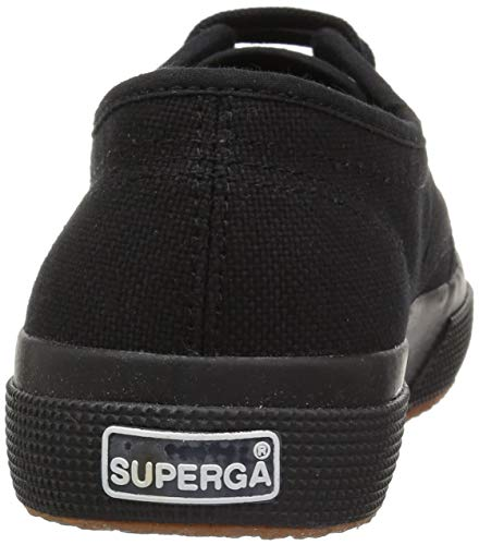 2750 Full Black Cotu Superga Women's Sneaker P4qxY5