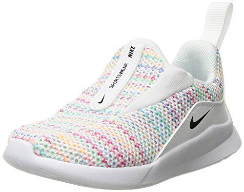 Infant Nike Shoes - Nike Men's Viale Space Dye (Td) Sneaker, Black/Black/White/Anthracite, 10C Regular US Toddler