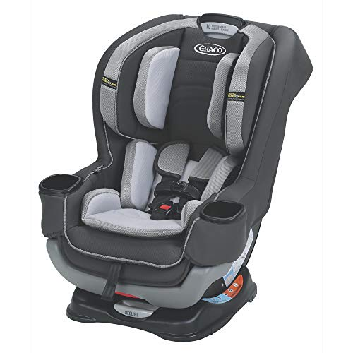 Graco Extend2Fit Convertible Car Seat Featuring Safety Surround Side Impact Protection, Byron