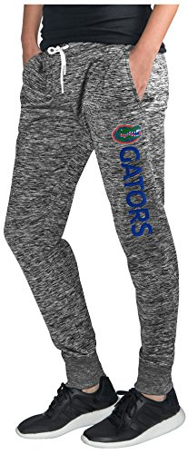 GIII For Her NCAA Florida Gators Women's Sideline Skinny Pants, Large, Heather ()