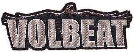 NagaPatches Volbeat patche officiel patch /écusson sous license