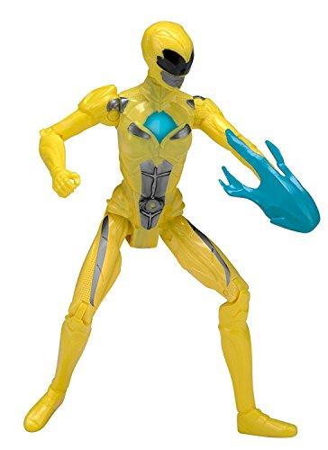 Power Rangers Mighty Morphin Movie 5-inch Yellow Ranger Action Figure
