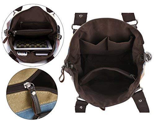 Bandolera para diseño Bolso Mujer SStaste de Rayas fwz5EIqS