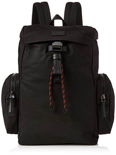 backpack T HUGO y Shoppers B Black cm bolsos Negro de hombro Capital H Hombre x 16x43x27 1xq5g