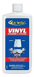 Star brite Vinyl Cleaner and Polish, 16 oz