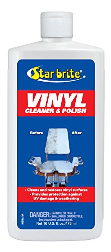 Star Brite Vinyl Cleaner, Polish & Protectant by Star Brite