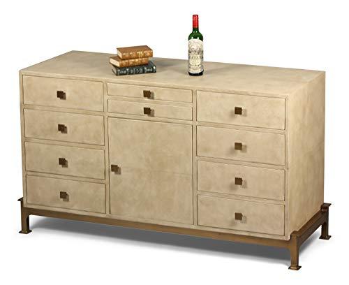 Sarreid Ltd 40599 Sarreid Sideboards/Servers/Cabinets, Beige