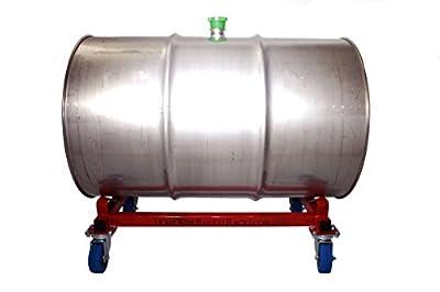Wine Barrel Rack 60 Gallon Steel