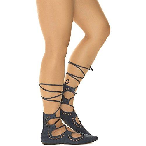 173dfae10a0 durable modeling Shiekh Women s Sakura-S Lace-Up Casual Flat Shoes Casual  Flat-