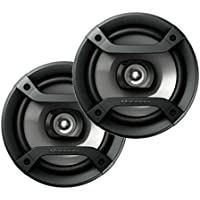 Pioneer TS-165P 6.5 Coaxial 2 Way Car Audio 4 Ohm Full Range Speakers Pair TS165P