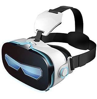 Gafas De Realidad Virtual Todo En Uno VR, Gafas 3D Gafas De PC Virtual Auriculares Todo En Uno VR para PS 4 Xbox 360 / One 2 K HDMI Nibiru Android 5.1 Pantalla 2560 * 1440: Amazon.es: Hogar