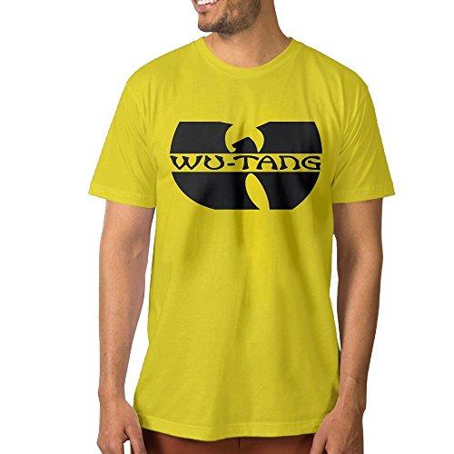 SHUAIza Wu Tang Men's Comfort Short Sleeve T-Shirt ()