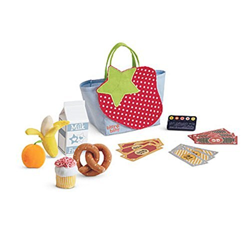 (American Girl Bitty Baby Twins' Groceries for 15