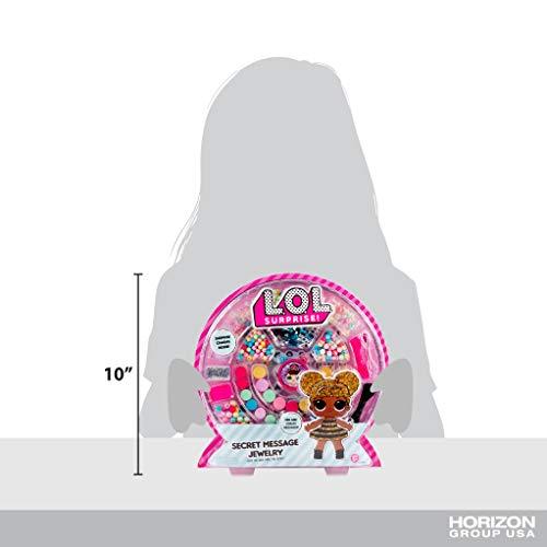 L.O.L. Surprise Secret Message Jewelry by Horizon Group USA by L.O.L. Surprise! (Image #4)