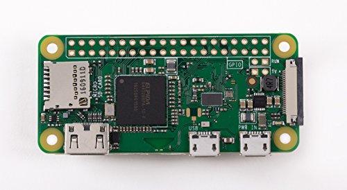 Raspberry Zero Wireless 2017 model