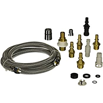 Danco Kitchen Faucet Pullout Spray Hose With Adapter Kit