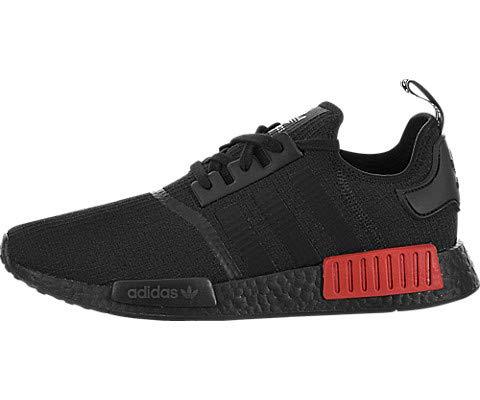 75aaac1efe3c9 adidas Originals NMD R1 Shoe - Men s Casual 8 Black Lush Red