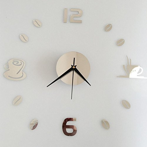 leerya-fashion-acrylic-diy-self-adhesive-interior-wall-creative-decoration-clock-silver