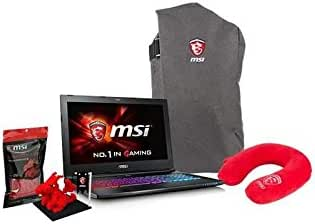 Msi - Pack Back to School (1000032447): Amazon.es: Informática