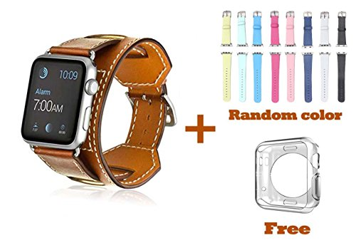 iWatch Genuine Leather silicone Silicone product image