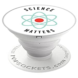 Neil deGrasse Tyson Science Matters Atom PopSockets  Stand for Smartphones and Tablets