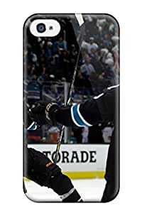 Premium San Jose Sharks Hockey Nhl (19) Back Cover Snap On Case For Iphone 5c