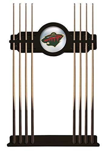 Holland Bar Stool Co. Minnesota Wild Cue Rack in Black Finish