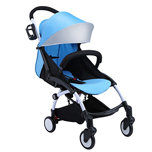 Double Pram For Newborn And Toddler - 6