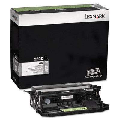 Lexmark Imaging Unit, 52D0Z00, 520Z, Black, 100,000 pg Yield [Non - Retail Packaged]