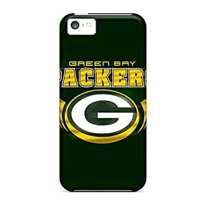 New Arrival Case Cover With GTb21006kEVB Design For Iphone 5c- Green Bay Packers