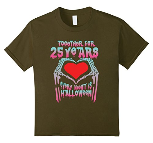 Kids Halloween Costume For Couple. 25th Wedding Anniversary Gifts 12 Olive