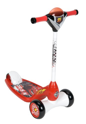 Disney Cars Lights and Sounds Scooter