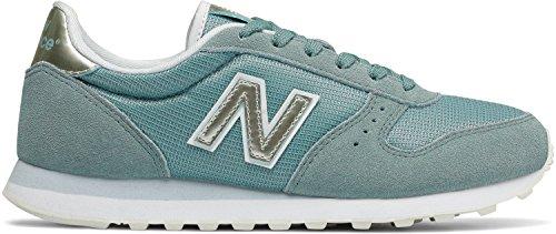 Nieuw Evenwicht Vrouwen 311v1 Sneaker Rookblauw