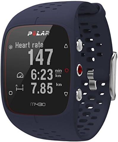 Polar M430 Reloj de Entrenamiento con GPS y Pulsometro de Muñeca, Unisex Adulto, Azul, M/L: Amazon.es: Deportes y aire libre