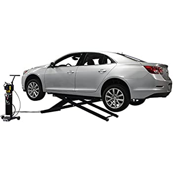 amazon com portable mid rise scissor lift automotive rh amazon com Mobile Auto Wiring Diagrams 2010 S10 Automotive Wiring Diagrams