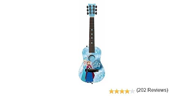 Disney Frozen Guitarra acústica de First Act - FR705: Amazon.es ...