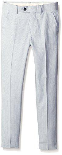 Isaac Mizrahi Chambray Linen Pants